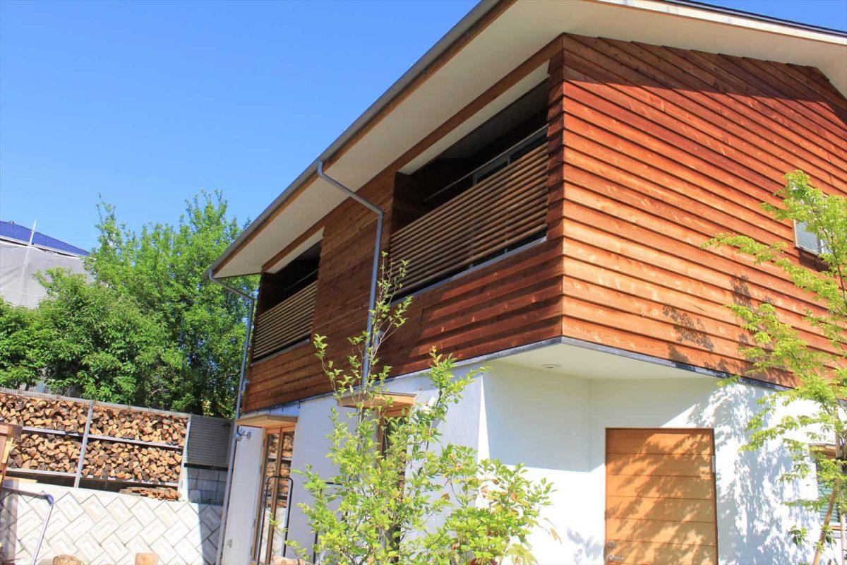 チャネル通信 第57回 「自然素材にこだわり経年変化を楽しむ家」