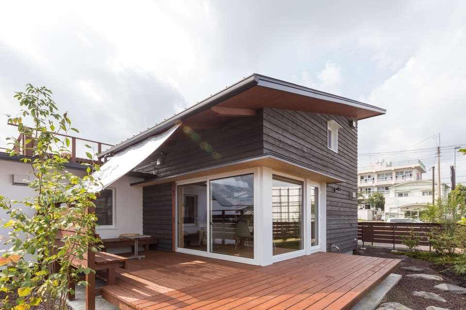 チャネル通信 第48回 「高性能モデルハウス 冨嶽町屋」