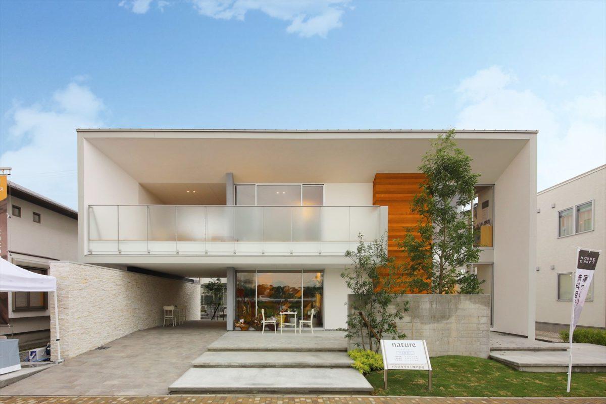 HOUSE-CRAFT モデルハウス nature (ナチュレ)