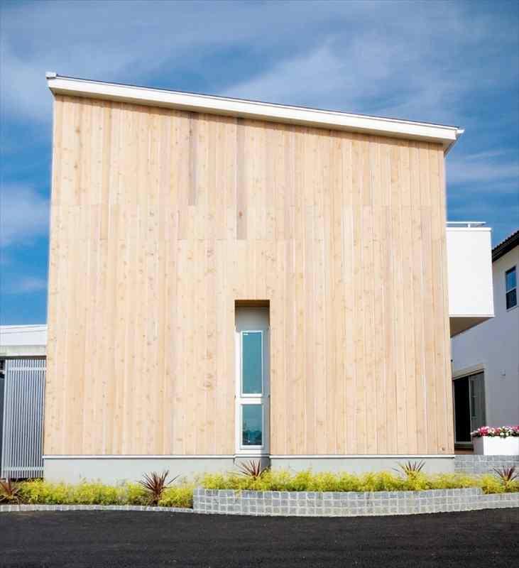 チャネル通信 第34回 「新鎌モデルハウス 「ソトナカ」 「nagomino」―自然と共生・帰るのが楽しみになる家―」