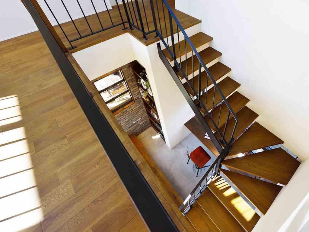 オリジナル階段材