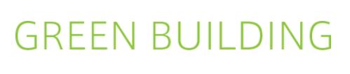 GREEN BUILDINGホームページリニューアルのお知らせ